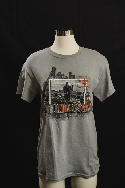 Bethlehem Steel Stacks Shirt