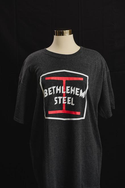 Bethlehem Steel Grey I-Beam Shirt
