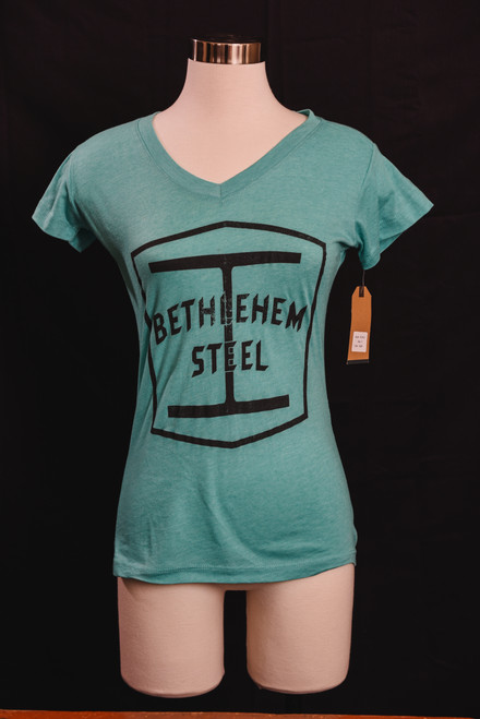 Ladies' Bethlehem Steel Shirt