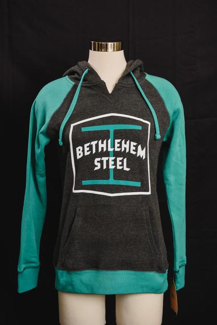 Ladies' Bethlehem Steel Hoodie