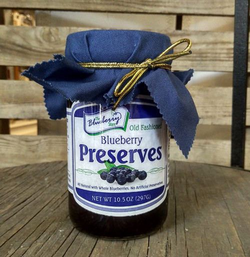 10.5 oz Blueberry Preserves