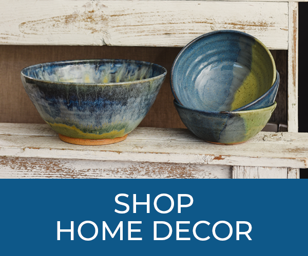 Shop home decor from regional crafters