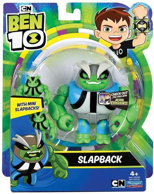 BEN 10 ACTION FIGURES - SLAPBACK