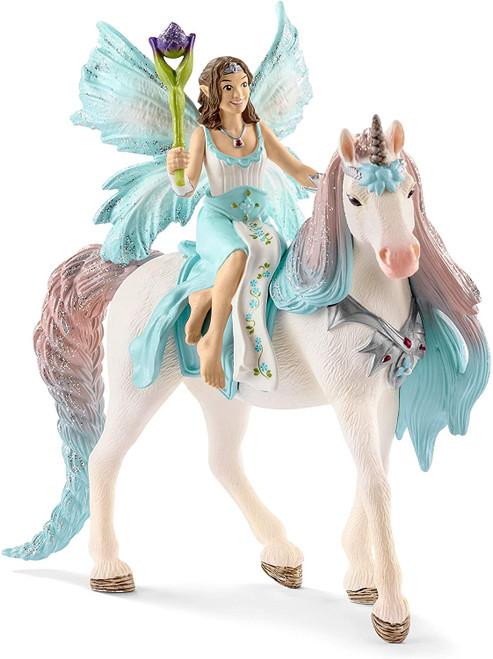 Schleich bayala 70569 Fairy Eyela with princess unicorn