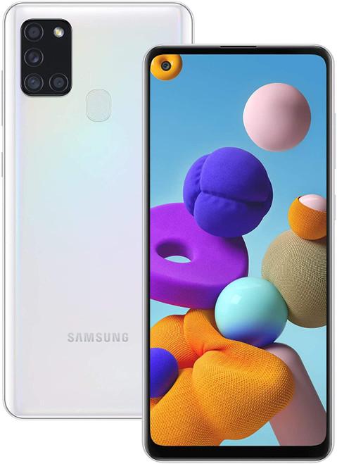 Samsung A21 Galaxy A21s 4G 32GB Dual-SIM White