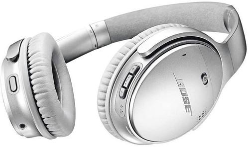 BOSE QuietComfort 35 II Wireless OE Headphones silver
