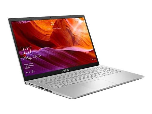 "ASUS 14 X409JA-EK022T - Core i3 1005G1 / 1.2 GHz - Win 10 Home 64-bit - 4 GB RAM - 256 GB SSD NVMe - 14"" 1920 x 1080 (Full HD) - UHD Graphics - 802.11ac, Bluetooth - transparent silver"