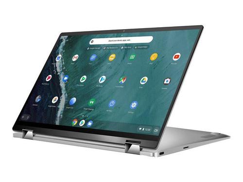"ASUS Chromebook Flip C434TA-AI0108 14"" Full HD Touchscreen Convertible Laptop (Intel Core M3-8100Y Processor, 8GB RAM, 64GB eMMC, Chrome OS)"