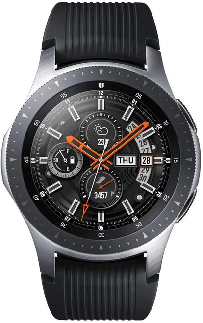 Samsung SM-R800 Galaxy Smartwatch stainless steel 46mm silver