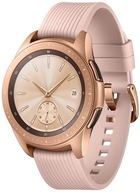Samsung SM-R815 Galaxy Smartwatch stainless steel 42mm 4G rose gold