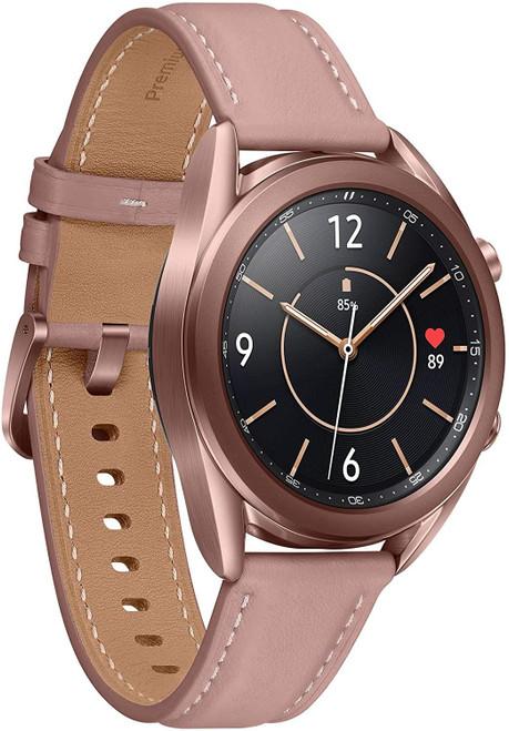 Samsung SM-R850 Galaxy Watch3 Smartwatch aluminium 41mm mystic bronze