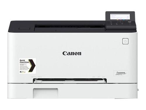 Canon i-SENSYS LBP621Cw - Printer - colour - laser - A4/Legal - 1200 x 1200 dpi - up to 18 ppm (mono) / up to 18 ppm (colour) - capacity: 250 sheets - USB 2.0, Gigabit LAN, Wi-Fi(n), USB host