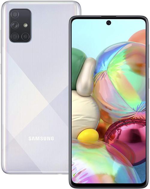 Samsung A715 A71 6GB RAM 128GB Dual-SIM Prism Crush Silver