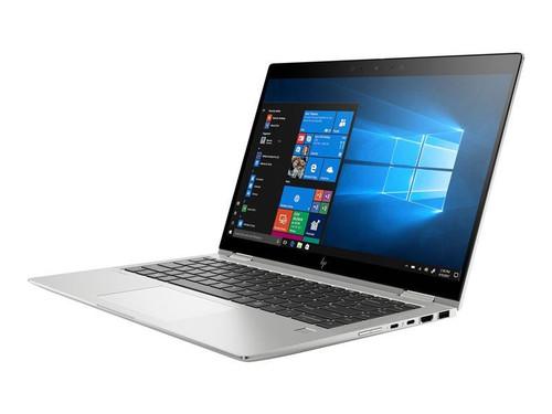 "HP EliteBook x360 1040 G6 - Flip design - Core i5 8265U / 1.6 GHz - Win 10 Pro 64-bit - 8 GB RAM - 256 GB SSD NVMe, HP Value - 14"" IPS touchscreen HP SureView 1920 x 1080 (Full HD) - UHD Graphics 620 - Bluetooth, Wi-Fi - kbd: UK"
