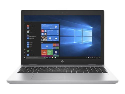 """HP ProBook 650 G5 - Core i5 8265U / 1.6 GHz - Win 10 Pro 64-bit - 8 GB RAM - 256 GB SSD NVMe, HP Value, MLC - 15.6"""" IPS 1920 x 1080 (Full HD) - UHD Graphics 620 - Bluetooth, Wi-Fi - natural silver - kbd: UK"""