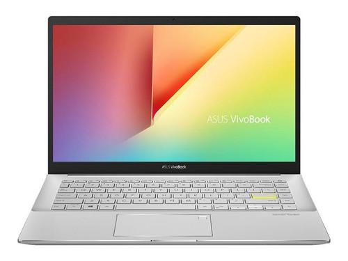 "ASUS VivoBook S14 S433FA-EB043T - Core i5 10210U / 1.6 GHz - Windows 10 Home - 8 GB RAM - 256 GB SSD - 14"" 1920 x 1080 (Full HD) - UHD Graphics - Bluetooth - dreamy white"