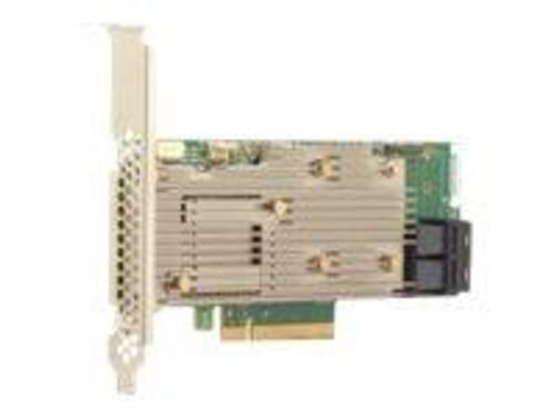 Broadcom MegaRAID SAS 9460-8i - Storage controller - 8 Channel - SATA 6Gb/s / SAS 12Gb/s / PCIe low profile - 1200 MBps - RAID 0, 1, 5, 6, 10, 50, JBOD, 60 - PCIe 3.1 x8