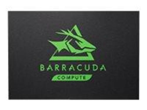 "Seagate Barracuda 120 ZA500CM10003 - Solid state drive - 500 GB - internal - 2.5"" - SATA 6Gb/s"