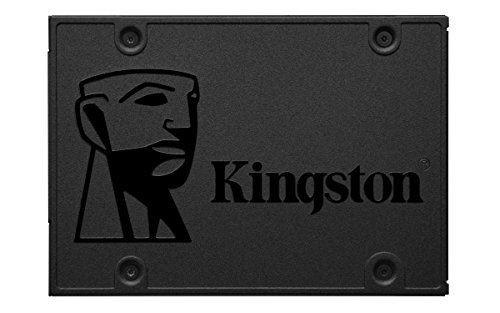 """Kingston A400 - Solid state drive - 240 GB - internal - 2.5"""" - SATA 6Gb/s"""