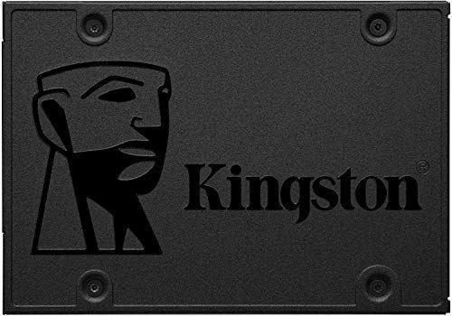 """Kingston A400 - Solid state drive - 120 GB - internal - 2.5"""" - SATA 6Gb/s"""
