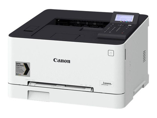 Canon i-SENSYS LBP623Cdw - Printer - colour - Duplex - laser - A4/Legal - 1200 x 1200 dpi - up to 21 ppm (mono) / up to 21 ppm (colour) - capacity: 250 sheets - USB 2.0, Gigabit LAN, Wi-Fi(n), USB host