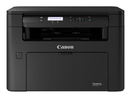 Canon i-SENSYS MF113w - Multifunction printer - B/W - laser - 215.9 mm width (original) - A4/Legal (media) - up to 22 ppm (copying) - up to 22 ppm (printing) - 150 sheets - USB 2.0, LAN, Wi-Fi(n)