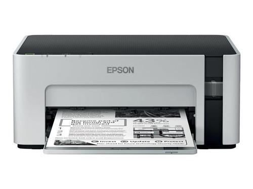 Epson EcoTank ETM1100 - Printer - monochrome - ink-jet - A4/Legal - 1440 x 720 dpi - up to 32 ppm - capacity: 150 sheets - USB 2.0