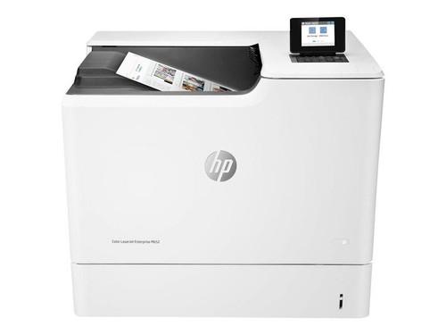 HP Color LaserJet Enterprise M652dn - Printer - colour - Duplex - laser - A4/Legal - 1200 x 1200 dpi - up to 47 ppm (mono) / up to 47 ppm (colour) - capacity: 650 sheets - USB 2.0, Gigabit LAN, USB 2.0 host
