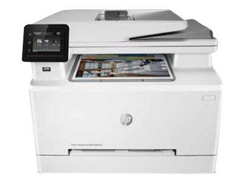 HP Color LaserJet Pro MFP M282nw - Multifunction printer - colour - laser - Legal (216 x 356 mm) (original) - A4/Legal (media) - up to 21 ppm (copying) - up to 21 ppm (printing) - up to 21 ipm (printing) - 250 sheets