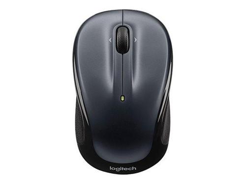 Logitech Wireless Mouse M325 (Dark Silver)