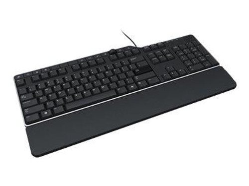 Dell KB-522 Wired Business Multimedia USB Keyboard Black 580-17669 *Same as 580-17669*