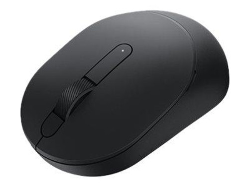 Dell MS3320W - Mouse - optical - 3 buttons - wireless - 2.4 GHz, Bluetooth 5.0 - black - with 3 years Advanced Exchange Service - for Latitude 5310, 5411, 5511, 7410, OptiPlex 70XX, Precision Mobile Workstation 5750, 7750