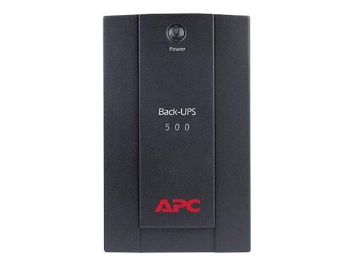 APC Back-UPS 500VA,AVR, IEC outlets, EU Medium - BX500CI