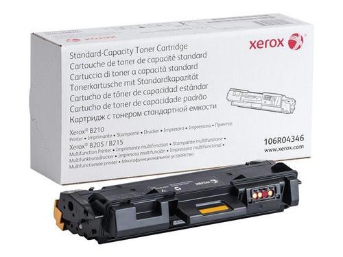 Xerox B215 - Black - original - toner cartridge - for Xerox B205V/NI, B210/DNI, B210V/DNI, B215V/DNI