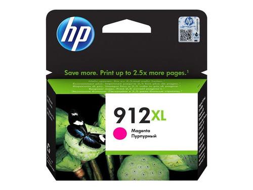 HP 912XL - 10.4 ml - High Yield - magenta - original - ink cartridge - for Officejet 80XX, Officejet Pro 80XX