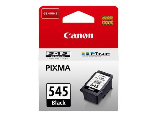 Canon PG-545 - 8287B001 - 1 x Black - Ink Cartridge - For PIXMA iP2850,MG2450,MG2550,MG2555,MG2950,MG2950S,MX495