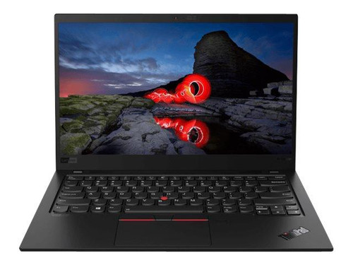 "Lenovo ThinkPad X1 Carbon Gen 8 20U9 - Ultrabook - Core i5 10210U / 1.6 GHz - Win 10 Pro 64-bit - 16 GB RAM - 512 GB SSD TCG Opal Encryption 2, NVMe - 14"" IPS 1920 x 1080 (Full HD) - UHD Graphics - NFC, Bluetooth, Wi-Fi - 4G - black paint - kbd: UK"