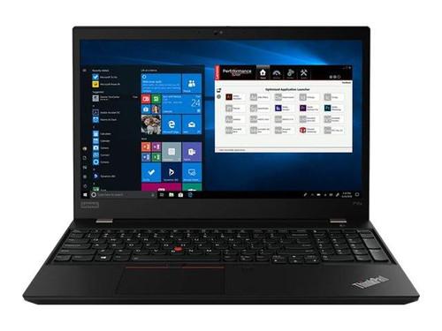 """Lenovo ThinkPad T15 Gen 1 20S6 - Core i7 10510U / 1.8 GHz - Win 10 Pro 64-bit - 16 GB RAM - 512 GB SSD TCG Opal Encryption 2, NVMe - 15.6"""" IPS 1920 x 1080 (Full HD) - GF MX330 / UHD Graphics - Bluetooth, Wi-Fi - WWAN upgradable - black - kbd: UK"""
