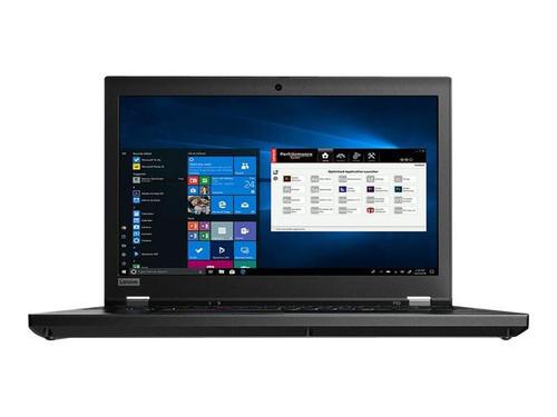 "Lenovo ThinkPad P53 20QN - Core i7 9850H / 2.6 GHz - Win 10 Pro 64-bit - 16 GB RAM - 512 GB SSD TCG Opal Encryption 2, NVMe - 15.6"" IPS 1920 x 1080 (Full HD) - Quadro RTX 3000 / UHD Graphics 630 - Wi-Fi, Bluetooth - vPro - black - kbd: UK"