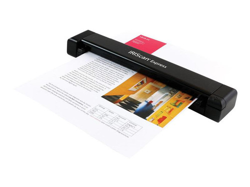 IRIS IRIScan Express 4 - Sheetfed scanner - Contact Image Sensor (CIS) - A4/Letter - 1200 dpi - USB