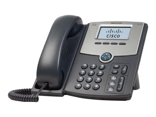 1 Line IP Phone With Display, PoE, PC Port