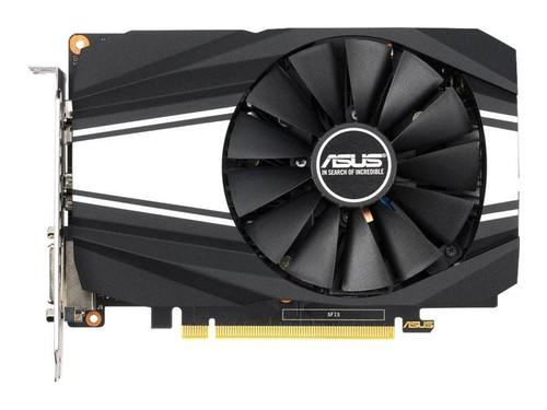 ASUS PH-GTX1660-O6G - OC Edition - graphics card - GF GTX 1660 - 6 GB GDDR5 - PCIe 3.0 x16 - DVI, HDMI, DisplayPort
