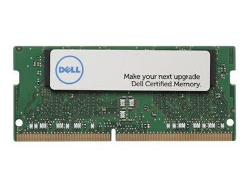 Dell 8GB Certified Memory Module - 2Rx8 SODIMM 2400MHz *Same as A9210967*