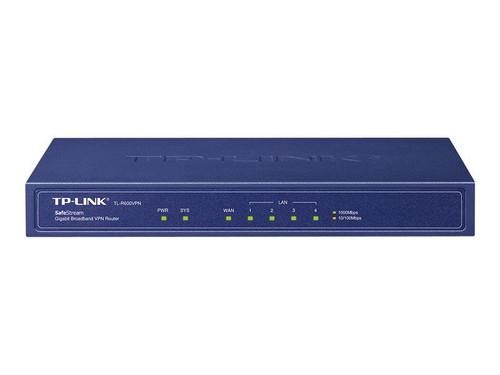 TP-Link TL-R600VPN Gigabit VPN Router, 1 WAN + 4 LAN