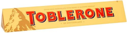 Toblerone Milk Large Bar Chocolate, 360g