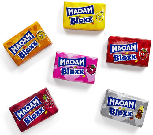 Haribo Maoam Bloxx 2.2kg Bag(Pack of 1)