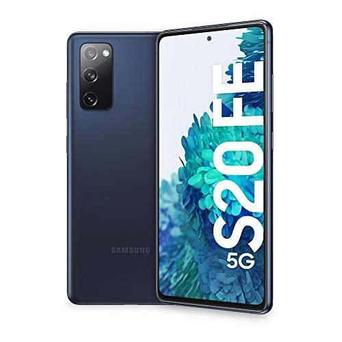 Samsung Galaxy G781B S20 FE 5G 6/128GB DS cloud navy blue EU