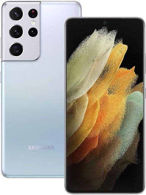 Samsung Galaxy S21 Ultra G998 5G Dual Sim 12GB RAM 128GB - Silver