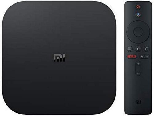 Xiaomi Mi TV Box S 4K 8GB black