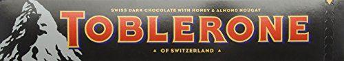 Toblerone Dark Chocolate, 360 g (Pack of 10)